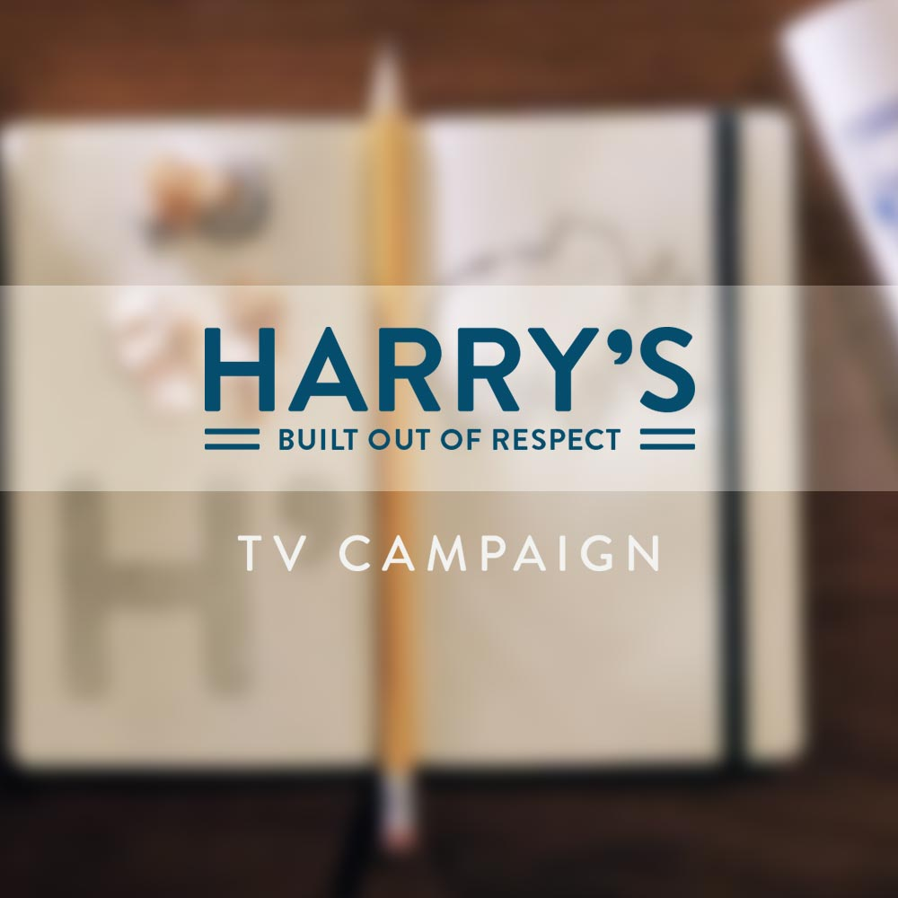 Harry's – Built Out of Respect